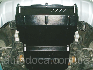 Захист двигуна Mitsubishi L200 4 - фото №13