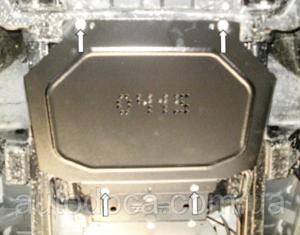 Защита двигателя Mitsubishi L200 4 - фото №14