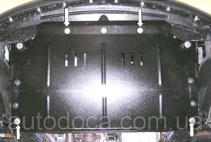 Защита двигателя Mazda CX-7 - фото №5