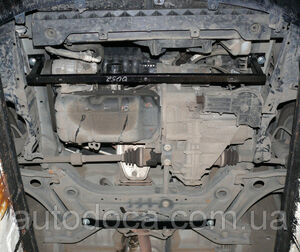 Защита двигателя Mitsubishi Colt - фото №5