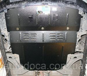 Защита двигателя Mitsubishi Colt - фото №4