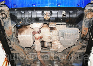 Защита двигателя Kia Cerato 1 - фото №4