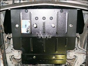 Защита двигателя Mercedes-Benz E-class W124 - фото №5
