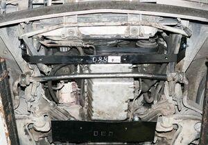Защита двигателя Mercedes-Benz E-class W124 - фото №6