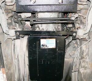 Защита двигателя Mercedes-Benz E-class W124 - фото №7