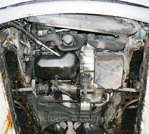 Захист двигуна Volkswagen Sharan 1 - фото №5