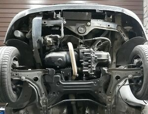 Защита двигателя Seat Cordoba 1 - фото №3