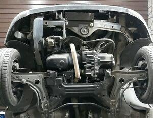 Захист двигуна Volkswagen Passat B3 - фото №7