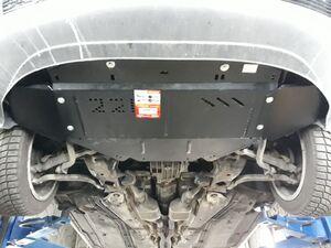 Защита двигателя Audi A6 C5 - фото №4