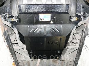 Защита двигателя Toyota RAV4 2 - фото №3