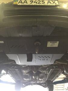 Защита двигателя Toyota Avensis 2 - фото №7