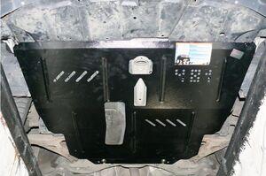 Защита двигателя Toyota Avensis 2 - фото №5