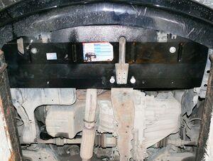 Защита двигателя Mitsubishi Lancer 9 - фото №5