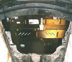 Защита двигателя Mitsubishi Lancer 9 - фото №3