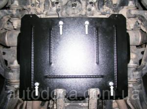 Защита двигателя Toyota Land Cruiser 200 - фото №4