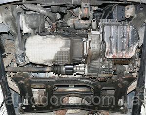 Защита двигателя Dodge Caravan 3 - фото №4
