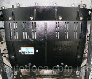 Защита двигателя Dodge Caravan 3 - фото №3