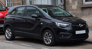 Защита двигателя Opel Crossland X - фото №3