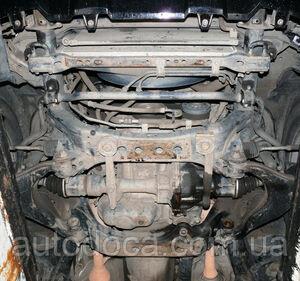 Защита двигателя Toyota Land Cruiser Prado 120 - фото №7