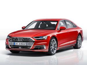 Захист двигуна Audi A8 D5 - фото №1