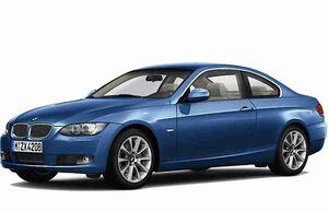Захист двигуна BMW 3 E92 - фото №1