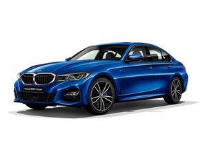 Защита двигателя BMW 3 G20 G21 G28 - фото №3