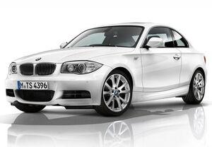Защита двигателя BMW 1 E82 - фото №1