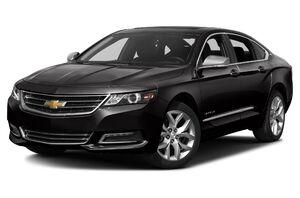 Захист двигуна Chevrolet Impala X - фото №3