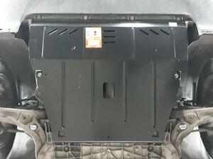 Захист двигуна Jeep Cherokee KL - фото №4