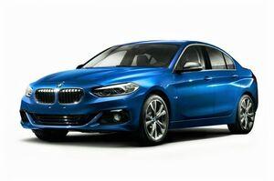 Захист двигуна BMW 1 F52 F40 - фото №1