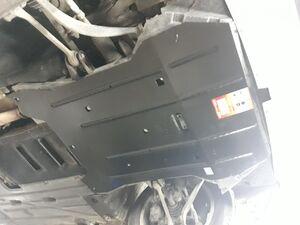 Захист двигуна BMW X3 F25 - фото №7
