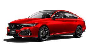 Защита двигателя Honda Civic 11 - фото №1