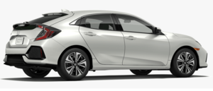 Защита двигателя Honda Civic 10 5D хэтчбек - фото №4