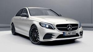 Захист двигуна Mercedes-Benz C-class W205 - фото №3