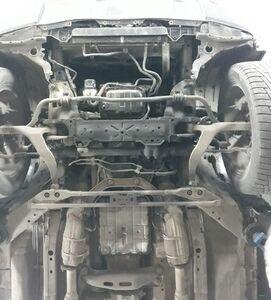 Защита двигателя Infiniti FX45 - фото №5