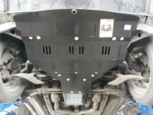 Защита двигателя Infiniti FX35 - фото №6