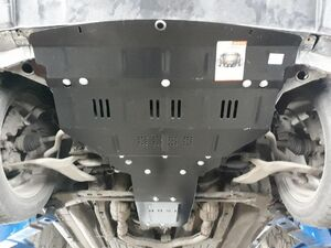 Защита двигателя Infiniti FX45 - фото №4