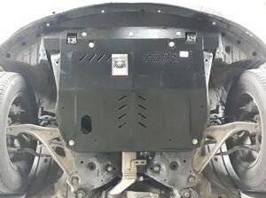 Защита двигателя Infiniti JX35 - фото №4