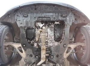 Защита двигателя Nissan Pathfinder 4 NEW - фото №3
