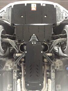 Защита двигателя Lexus IS 250 - фото №5