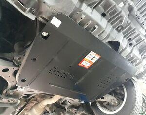 Защита двигателя Toyota Camry 55 - фото №3