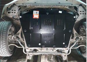 Защита двигателя Honda Civic 8 4D седан - фото №6