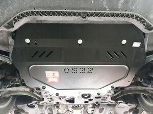 Защита двигателя Volkswagen Passat B7 - фото №14