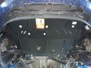 Защита двигателя Ford B-Max - фото №7