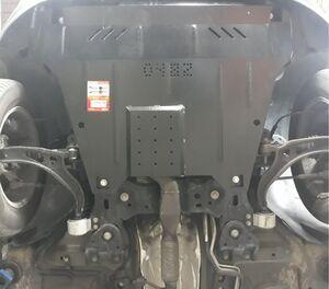 Захист двигуна Ford Explorer 5 - фото №3