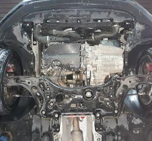 Захист двигуна Volkswagen Golf 7 - фото №3