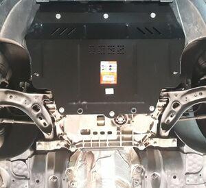 Захист двигуна Volkswagen Passat B6 - фото №2