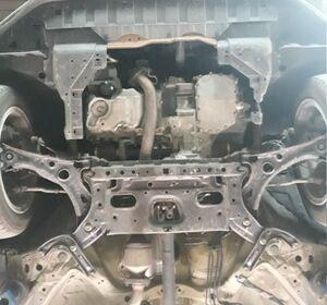 Захист двигуна Honda HR-V - фото №3