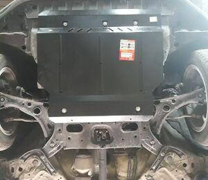 Захист двигуна Honda HR-V - фото №2