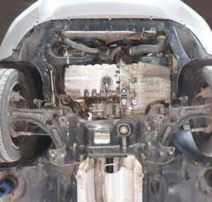 Защита двигателя Skoda Octavia A5 - фото №3